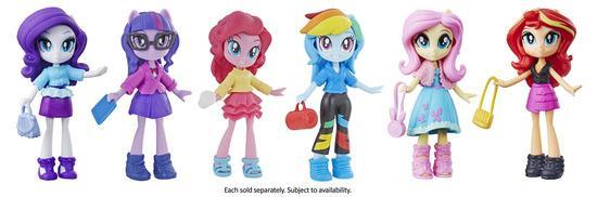 My Little Pony EG panenka s příslušenstvím