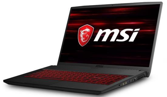 """MSI GF75 Thin 9SCXR-268CZ /i7-9750H Coffeelake refresh/16GB/256GB SSD + 1TB/ GTX 1650 , 4GB/17,3""""FHD IPS 144Hz/Win10, GF75 Thin 9SCXR-268CZ"""