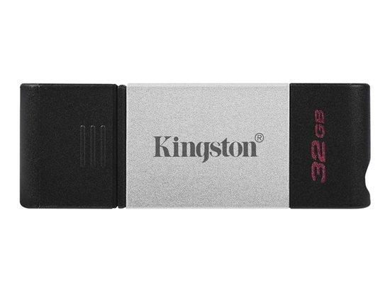 KINGSTON 32GB USB-C 3.2 Gen 1 DataTraveler 80, DT80/32GB