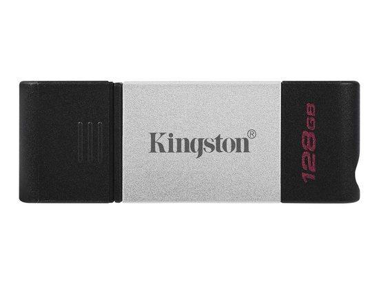 KINGSTON 128GB USB-C 3.2 Gen 1 DataTraveler 80, DT80/128GB
