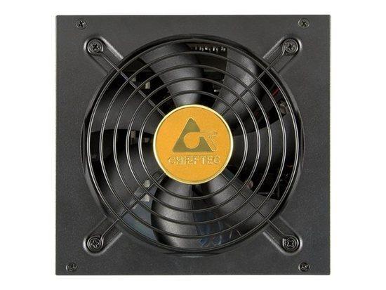 CHIEFTEC zdroj Polaris Series, PPS-650FC, 650W, ATX-12V V.2.4, PS2, 12cm fan, Active PFC, Modular, 80+ Gold, PPS-650FC