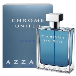 Toaletní voda Azzaro - Chrome United , 100ml