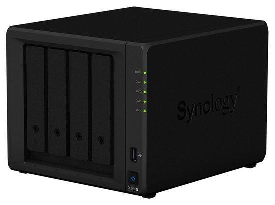 Synology DS920+ +EW201 4xSATA, 4GB DDR4, 2x USB 3.0, 2x Gb LAN, 1x eSATA, DS920+ +EW201