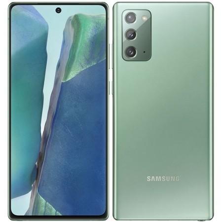 Mobilní telefon Samsung Galaxy Note20 - zelený