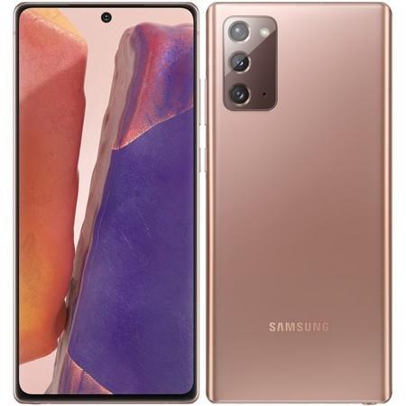 Mobilní telefon Samsung Galaxy Note20 - bronzový