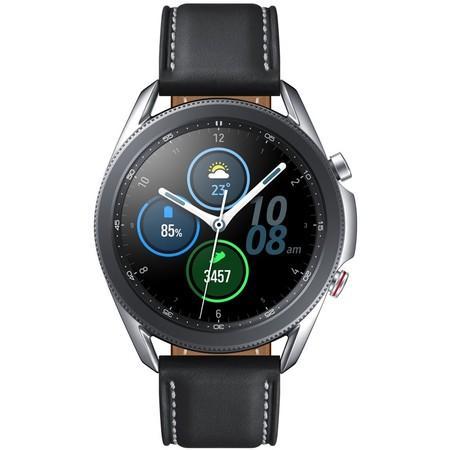 Samsung Galaxy Watch 3 45mm LTE stříbrné