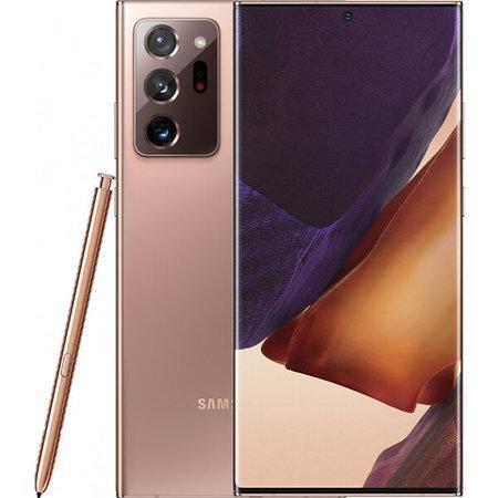 Mobilní telefon Samsung Galaxy Note20 Ultra 5G 256 GB - bronzový