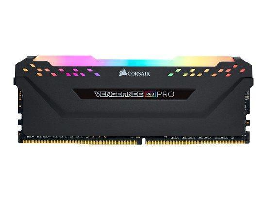 Corsair DDR4 8GB Vengeance RGB PRO DIMM 3600MHz CL18 černá