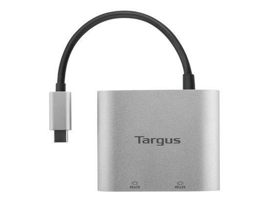 TARGUS USB-C 4K 2xHDMI ADAPTER