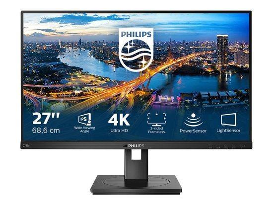 "27"" LED Philips 278B1 - 4K UHD,IPS,DP,HDMI,repro"