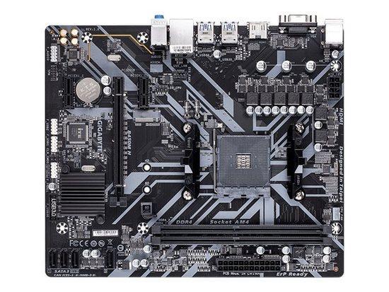 GIGABYTE B450M H AMD AM4, B450M H