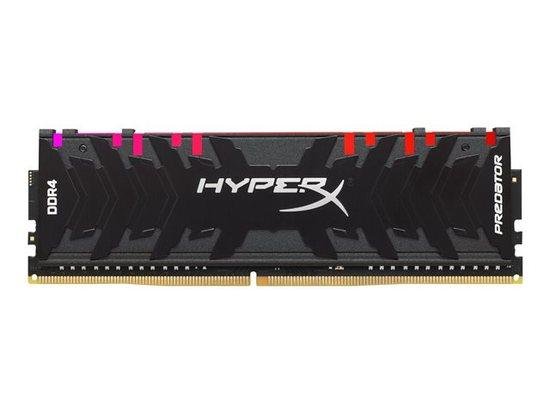 Kingston DDR4 16GB HyperX Predator DIMM 3600MHz CL17 XMP RGB, HX436C17PB3A/16