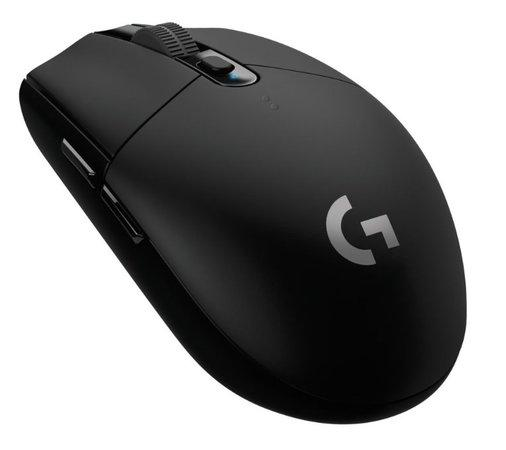 Logitech? G305 LIGHTSPEED Wireless Gaming Mouse - BLACK - EWR2, 910-005283