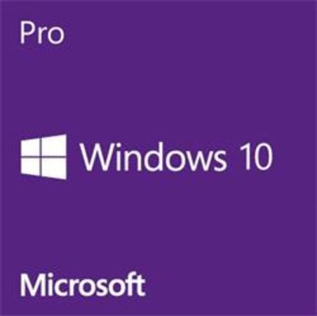 Microsoft Windows 10 Pro 64-Bit GGK SK DVD (4YR-00239), 4YR-00239
