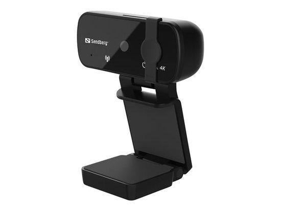 SANDBERG USB Webcam Pro+ 4K, 133-98