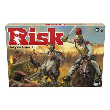 Společenská hra Riskuj