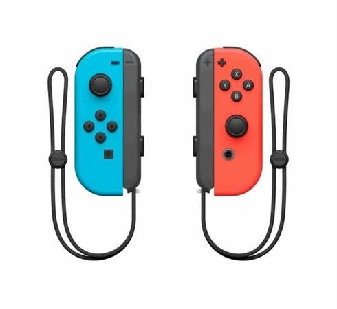 Nintendo Joy-Con Pair Neon Red/Neon Blue