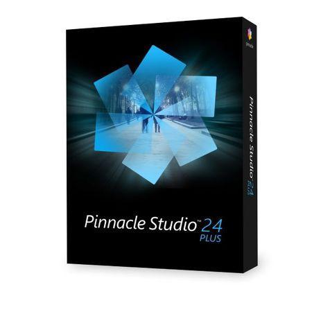 Pinnacle Studio 24 Plus ML EU, PNST24PLMLEU