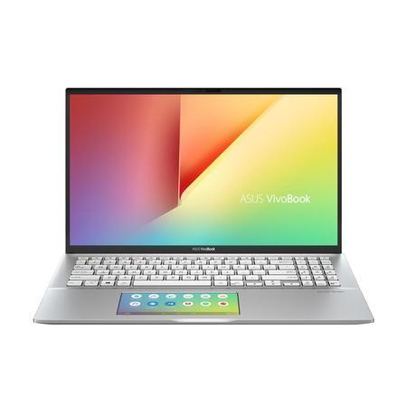 """ASUS Vivobook S532FL 15,6"""" FHD/IPS/i7-10510U/8GB/512GB SSD/MX250/W10 Home (Transp. Silver/Aluminum), S532FL-BQ208T"""