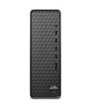 Počítač HP Slim S01-pF1008nc i5-10400, 8GB, 512GB, bez mechaniky, UHD 630, W10 Home, 27T25EA#BCM