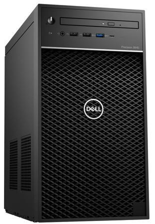 DELL Precision T3640 MT/ i7-10700/ 8GB/ 256GB SSD/ Quadro P620 2GB/ W10Pro/ vPro/ 3Y PS on-site, 51YJH