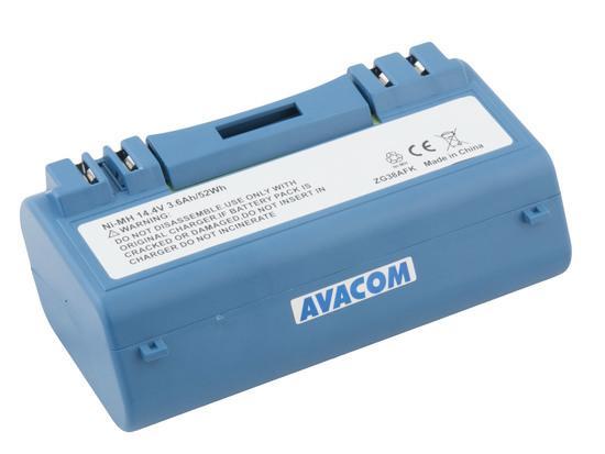 AVACOM baterie pro iRobot Scooba 330, 350, 390 Ni-MH 14,4V 3600mAh, VCIR-Scooba-36HJ