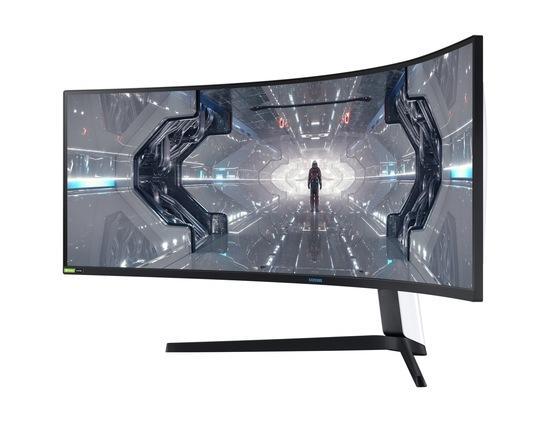 "Monitor Samsung 49"" Odyssey G9, 240 Hz 49"",LED, VA, 1ms, 2500:1, 420cd/m2, 5120 x 1440,DP, LC49G95TS"