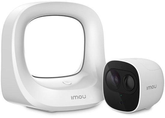 Imou Cell Pro (základna + 1 kamera)/ Bullet/ Wi-Fi/ 2Mpix/ krytí IP65/ objek. 2,8mm/ 16x zoom/ H.265/ IR až 10 m/ CZ app, Kit-WA1001-300/1-B26E-Imou