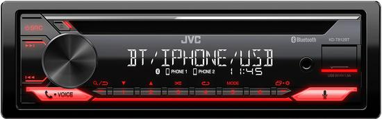 JVC KD-T812BT AUTORÁDIO S CD/MP3/BT