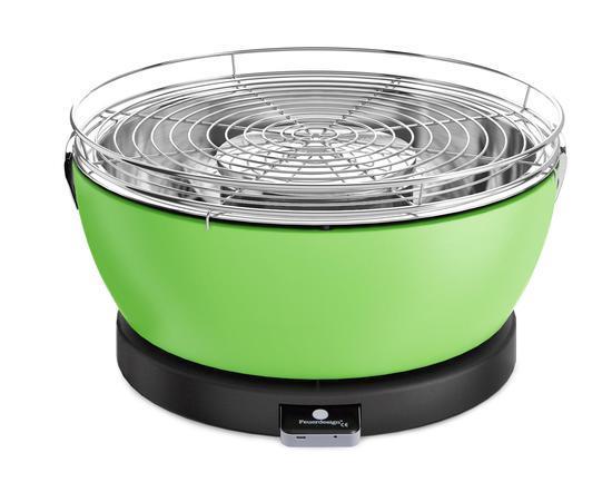 Feuerdesign stolní gril Vesuvio zelený - 14052