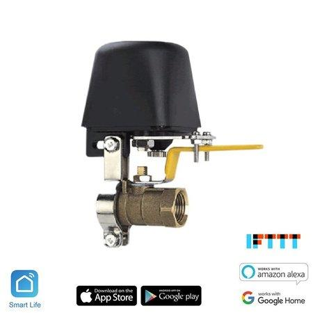 iQtech SmartLife Zavírač ventilů voda plyn, VC01W, Wi-Fi