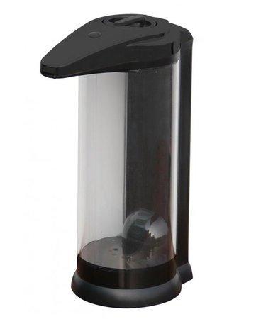 iQtech T500 Dávkovač mýdla bezdotykový, průhledný, 500 ml