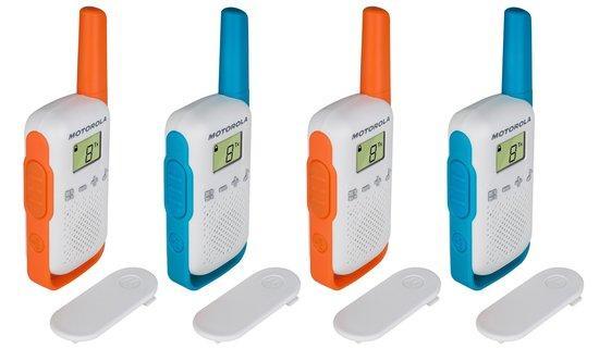 Motorola Talkabout T42, Quad Pack