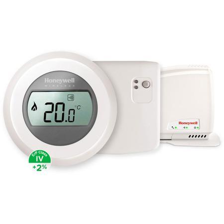 Honeywell termostat PH5612, WiFi, bezdrátový, ovládání i přes mobil