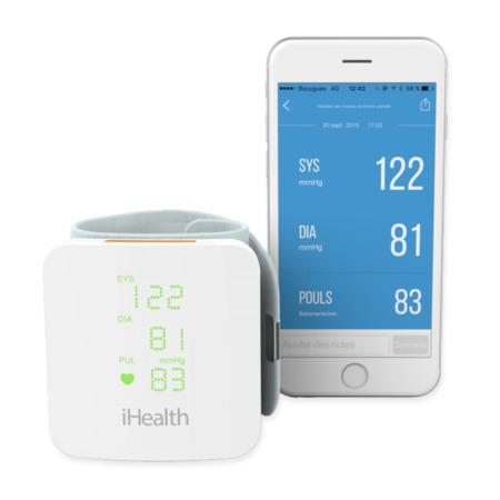 iHealth BP7s Bluetooth zápěstní měřič krev. tlaku