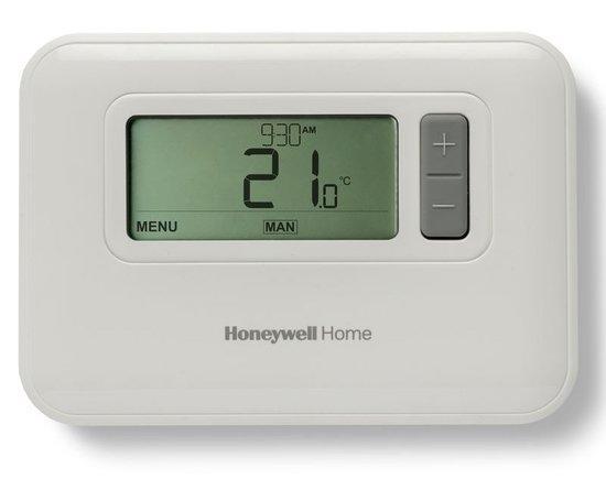 Honeywell T3, Programovatelný termostat, 7denní program, T3C110AEU
