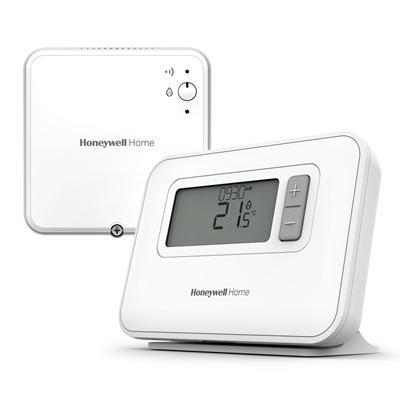 Honeywell T3R, Bezdrátový programovatelný termostat, 7denní program, Y3C710RFEU