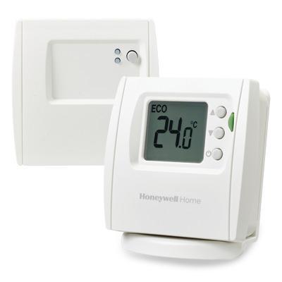 Honeywell DT2R, Digitální prostorový termostat bezdrátový, THR842DEU