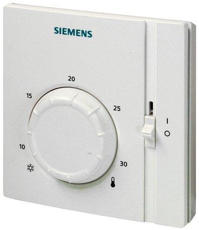 Siemens RAA 31 Prostorový termostat s vypínačem