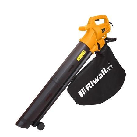 Riwall PRO REBV 3200 e vysavač/foukač s elektrickým motorem 3200 W