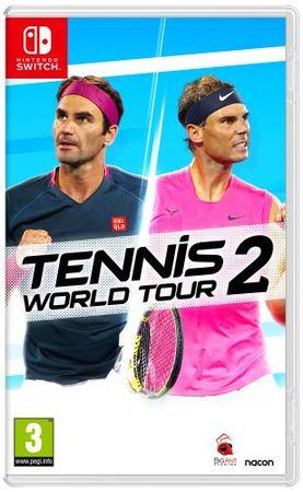 Switch - Tennis World Tour 2