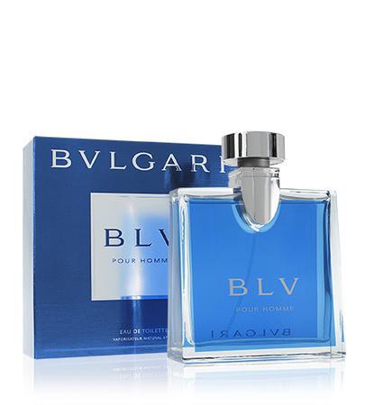 Bvlgari BLV Pour Homme toaletní voda Pro muže 50ml