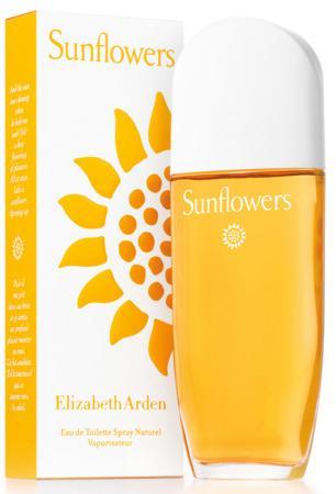 Elizabeth Arden Sunflowers toaletní voda 100ml Pro ženy