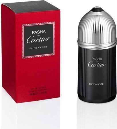 Cartier Pasha de Cartier Edition Noire toaletní voda 50ml Pro muže