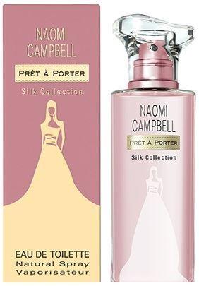 Naomi Campbell Pret a Porter Silk Collection toaletní voda 30ml Pro ženy