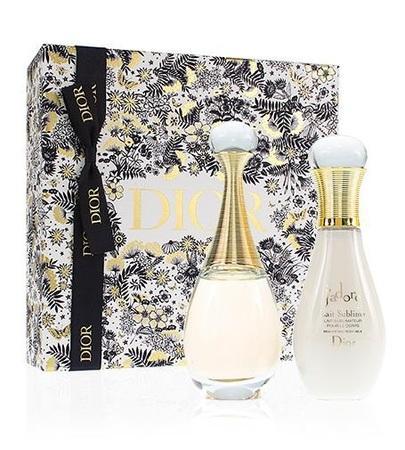 Dior J`adore W EDP 50ml + Beautifying Body Milk 75ml