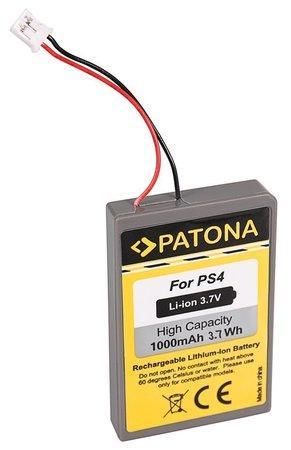 PATONA baterie pro herní konzoli Sony PS4 Dualshock 4 V2 1000mAh Li-lon 3,7V LIP1522