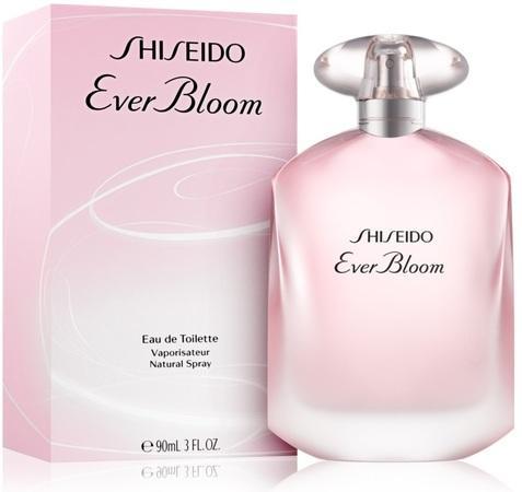 Shiseido Ever Bloom Eau De Toilette toaletní voda 90ml Pro ženy