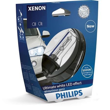 Autožárovka Philips Xenon White Vision D3S, 1ks