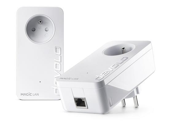devolo Magic 2 LAN 1-1-2 Starter Kit 2400mbps, 8264
